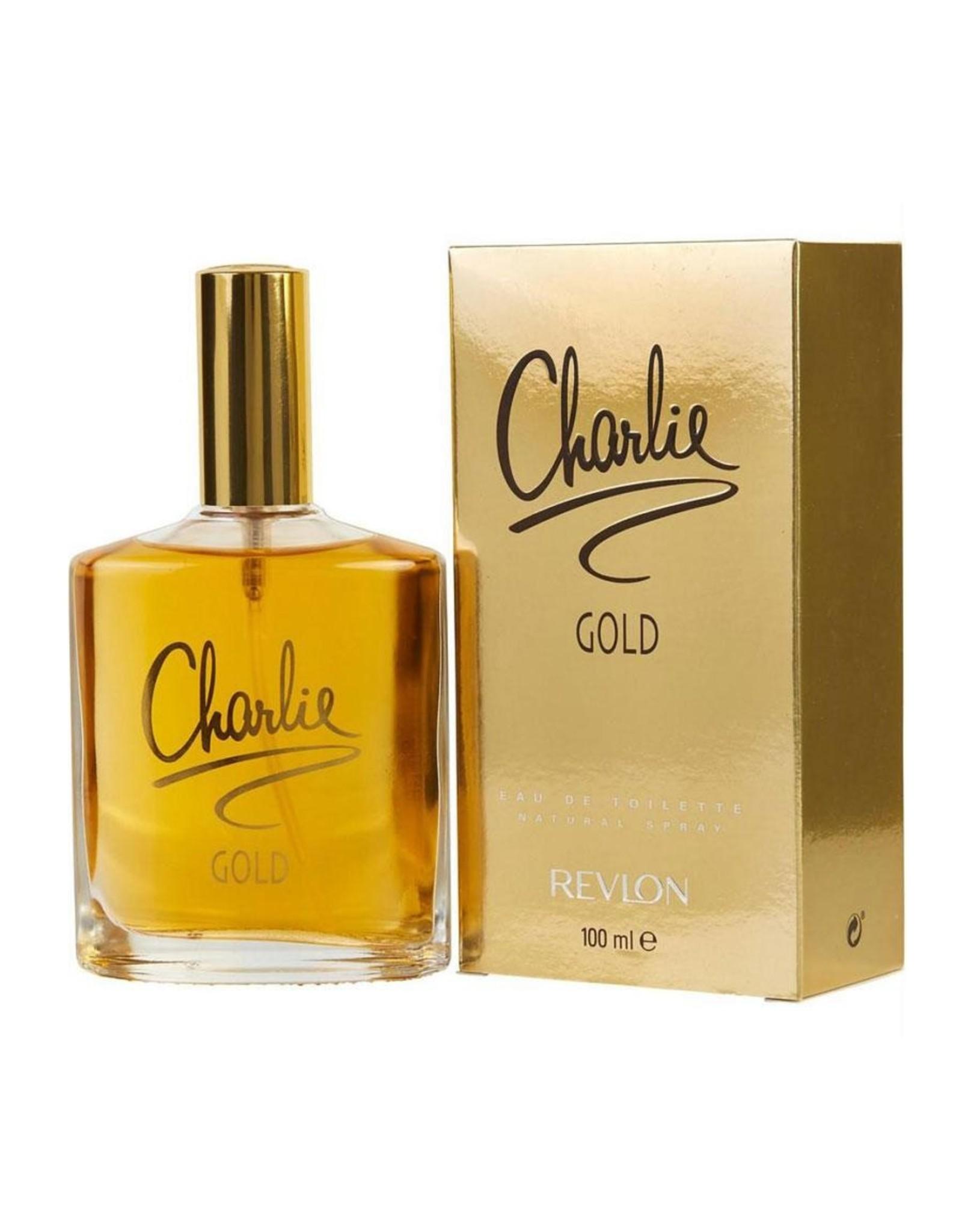 REVLON REVLON CHARLIE GOLD