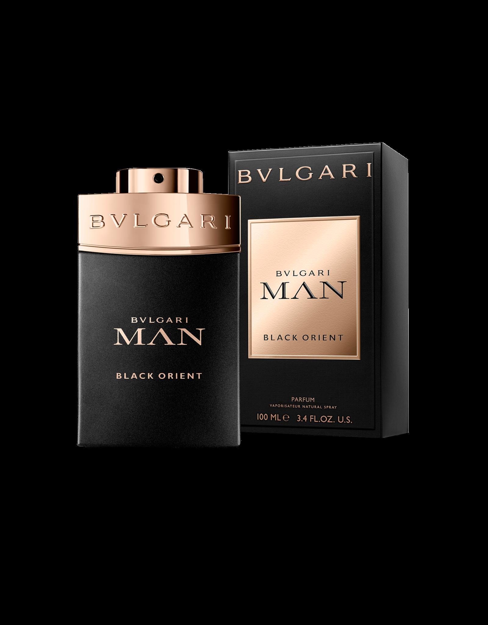 BVLGARI BVLGARI MAN BLACK ORIENT