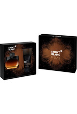 MONT BLANC MONT BLANC LEGEND NIGHT 2pc Set