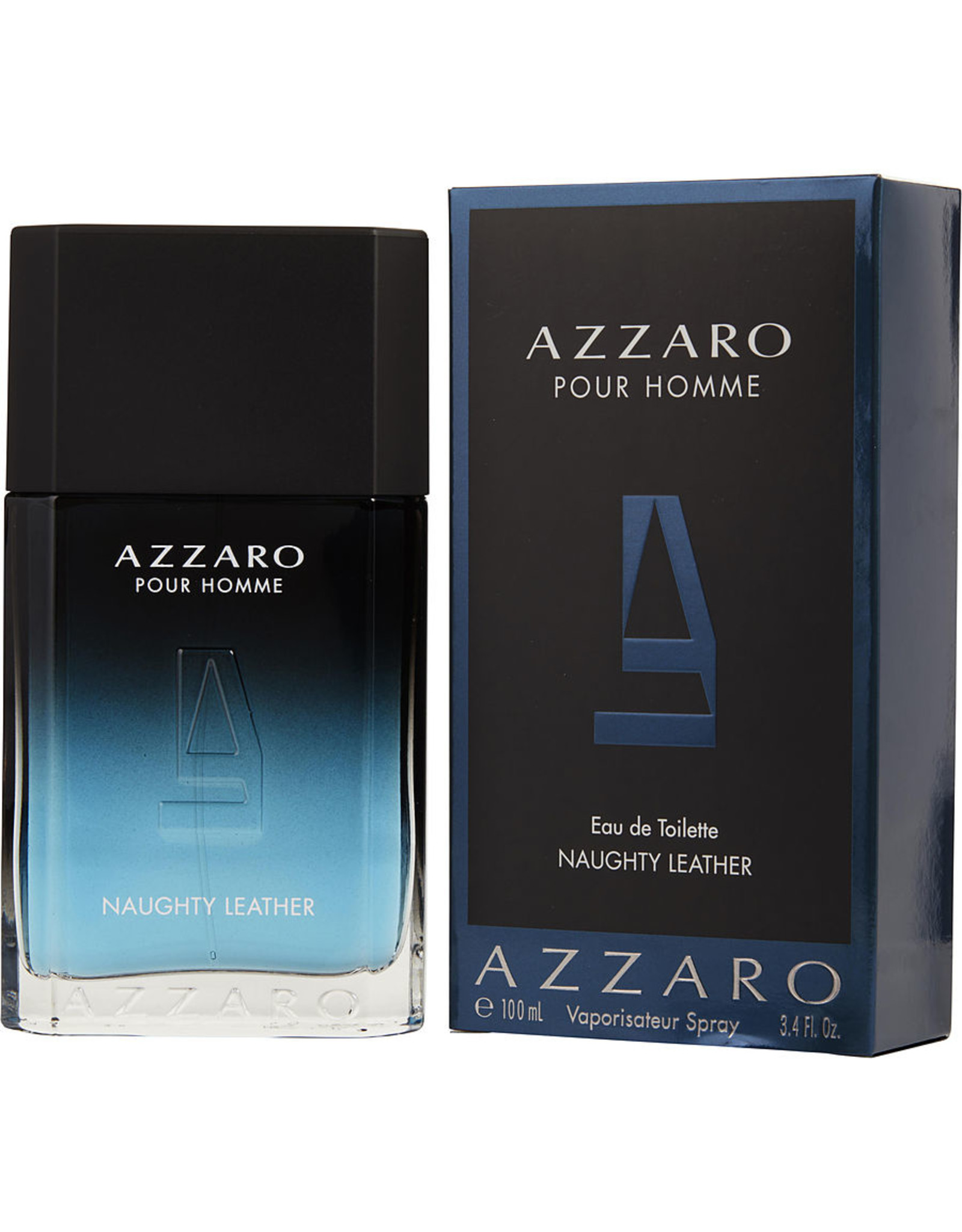 AZZARO AZZARO POUR HOMME NAUGHTY LEATHER
