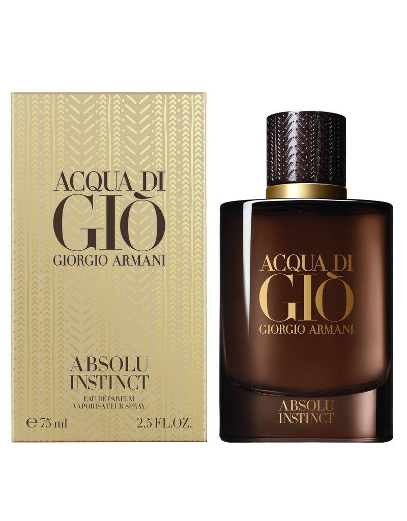 zu Füßen bei heiß-verkaufende Mode Räumungspreis genießen ARMANI GIORGIO ARMANI ACQUA DI GIO ABSOLU INSTINCT