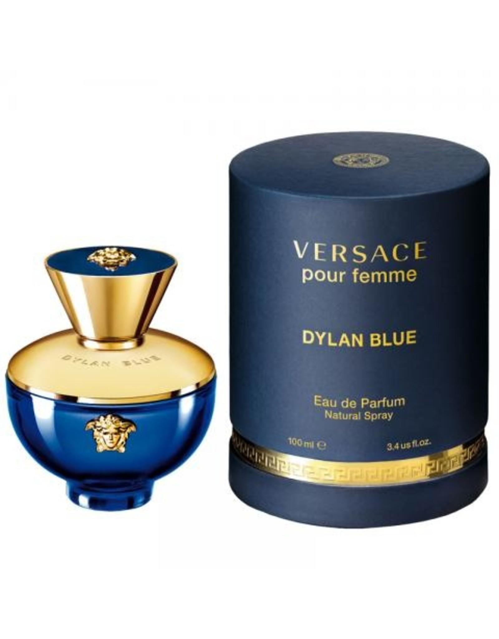 VERSACE VERSACE DYLAN BLUE POUR FEMME