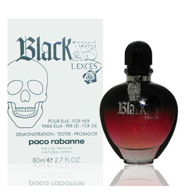 PACO RABANNE PACO RABANNE BLACK XS L'EXCES POUR ELLE