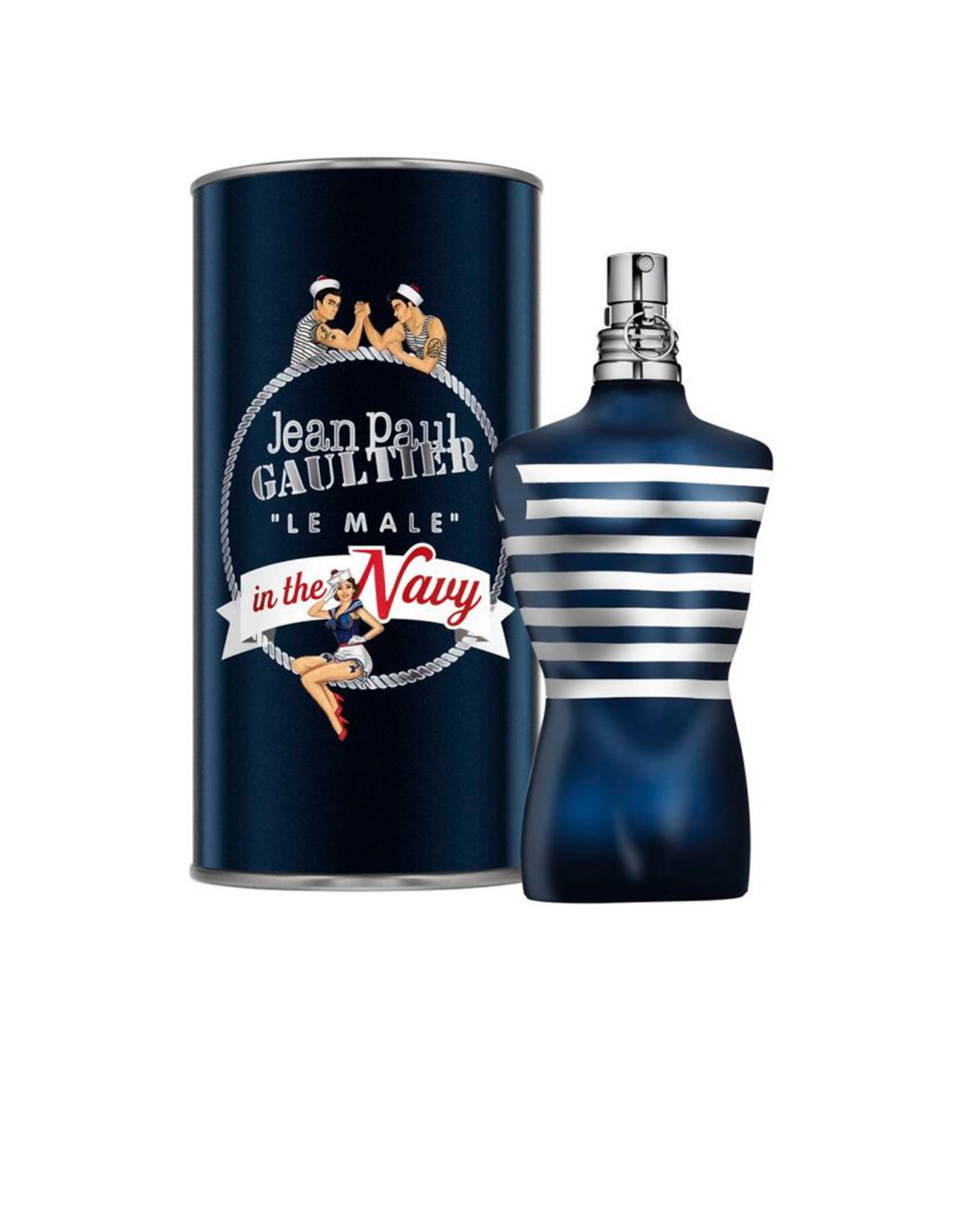 JEAN PAUL GAULTIER JEAN PAUL GAULTIER LE MALE IN THE NAVY