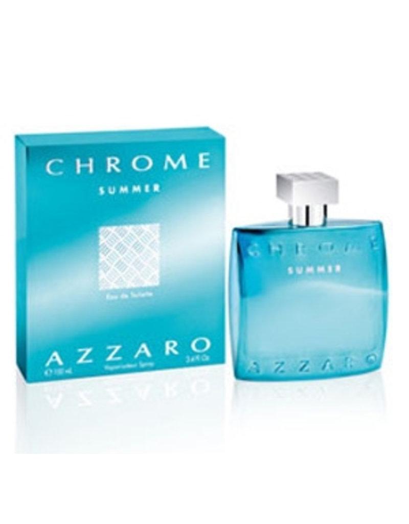 AZZARO AZZARO CHROME SUMMER LIMITED EDITION