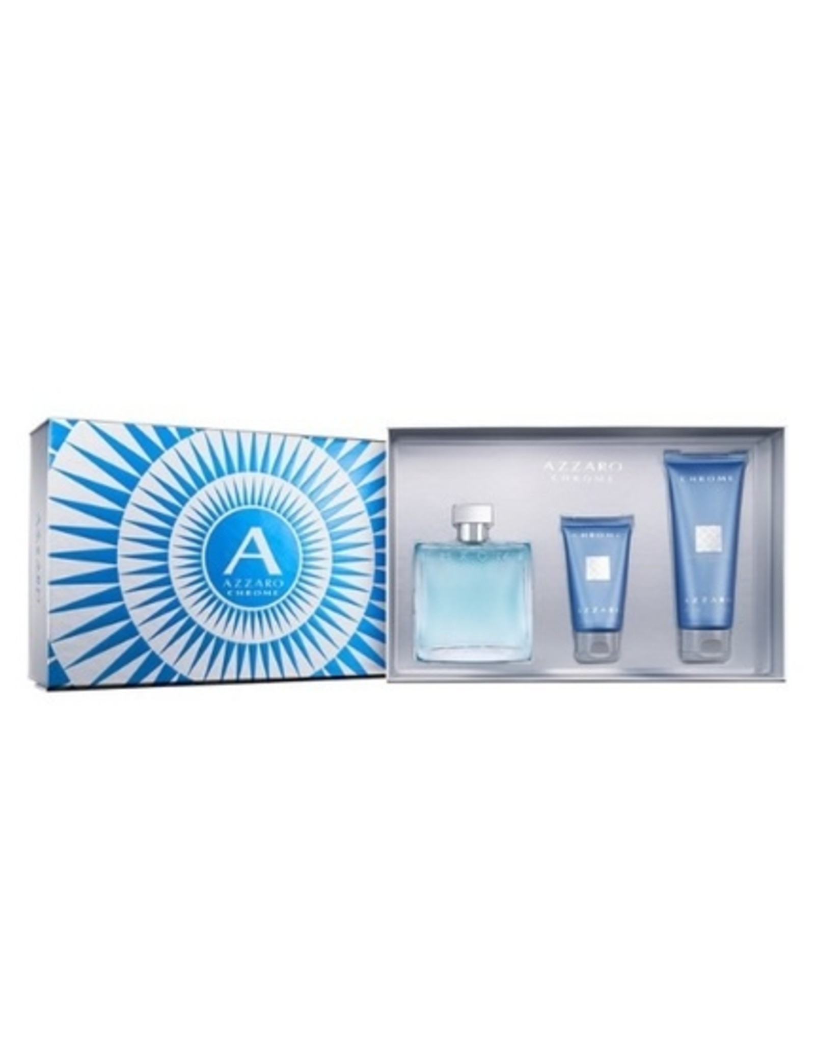 AZZARO AZZARO CHROME 3pc Set