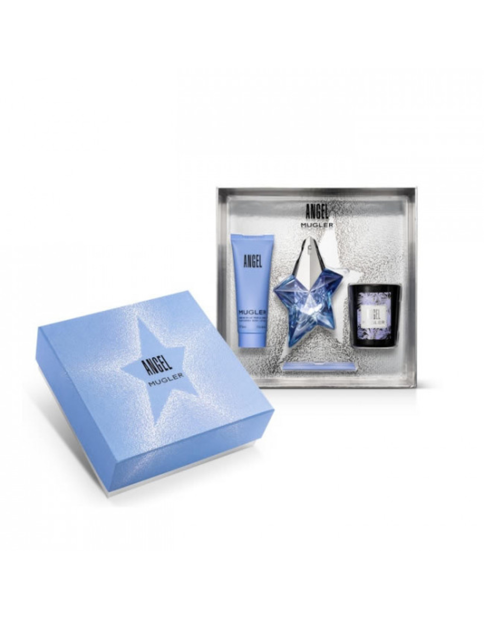 THIERRY MUGLER THIERRY MUGLER ANGEL 3pcs Set (Candle 70 gr.)