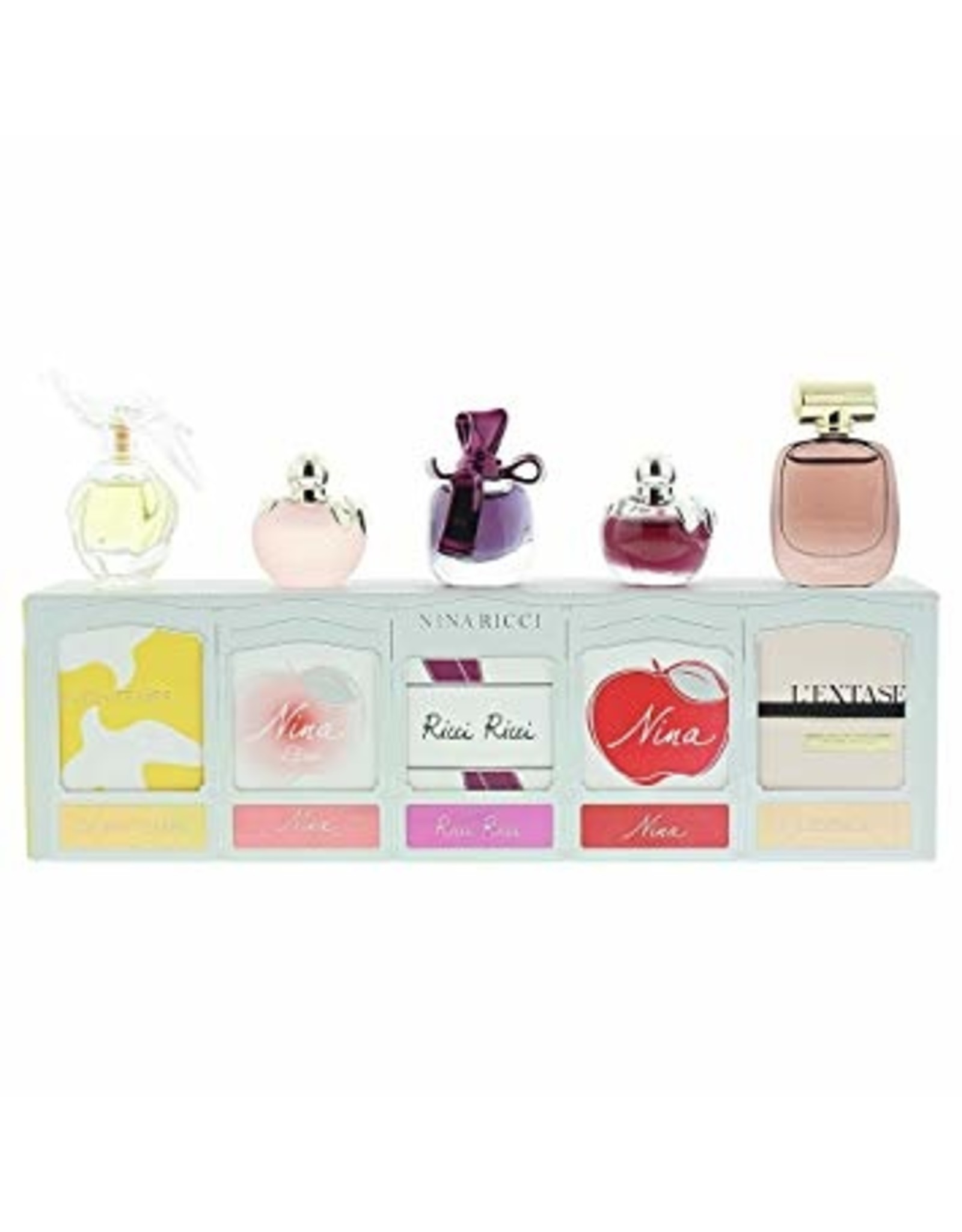 NINA RICCI NINA RICCI COLLECTION Set (5 X 4ML)