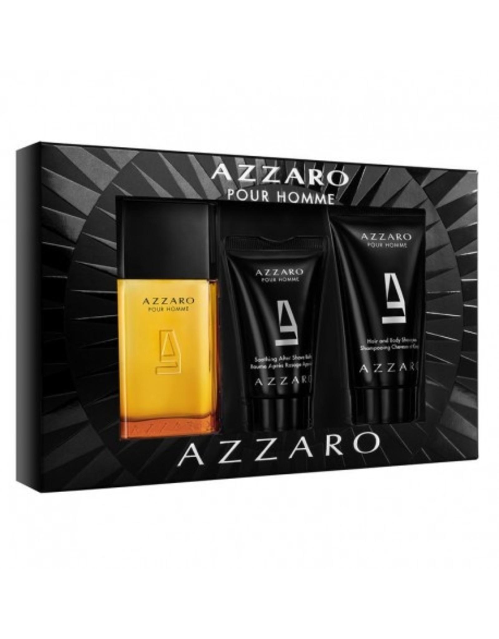 AZZARO AZZARO POUR HOMME CLASSIQUE 3pcs Set