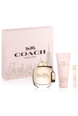 COACH COACH NEW YORK 3pcs Set