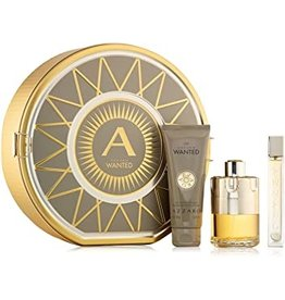 AZZARO AZZARO WANTED 3pcs Set (15ML MINI)