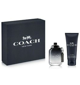 COACH COACH NEW YORK POUR HOMME 2pc Set