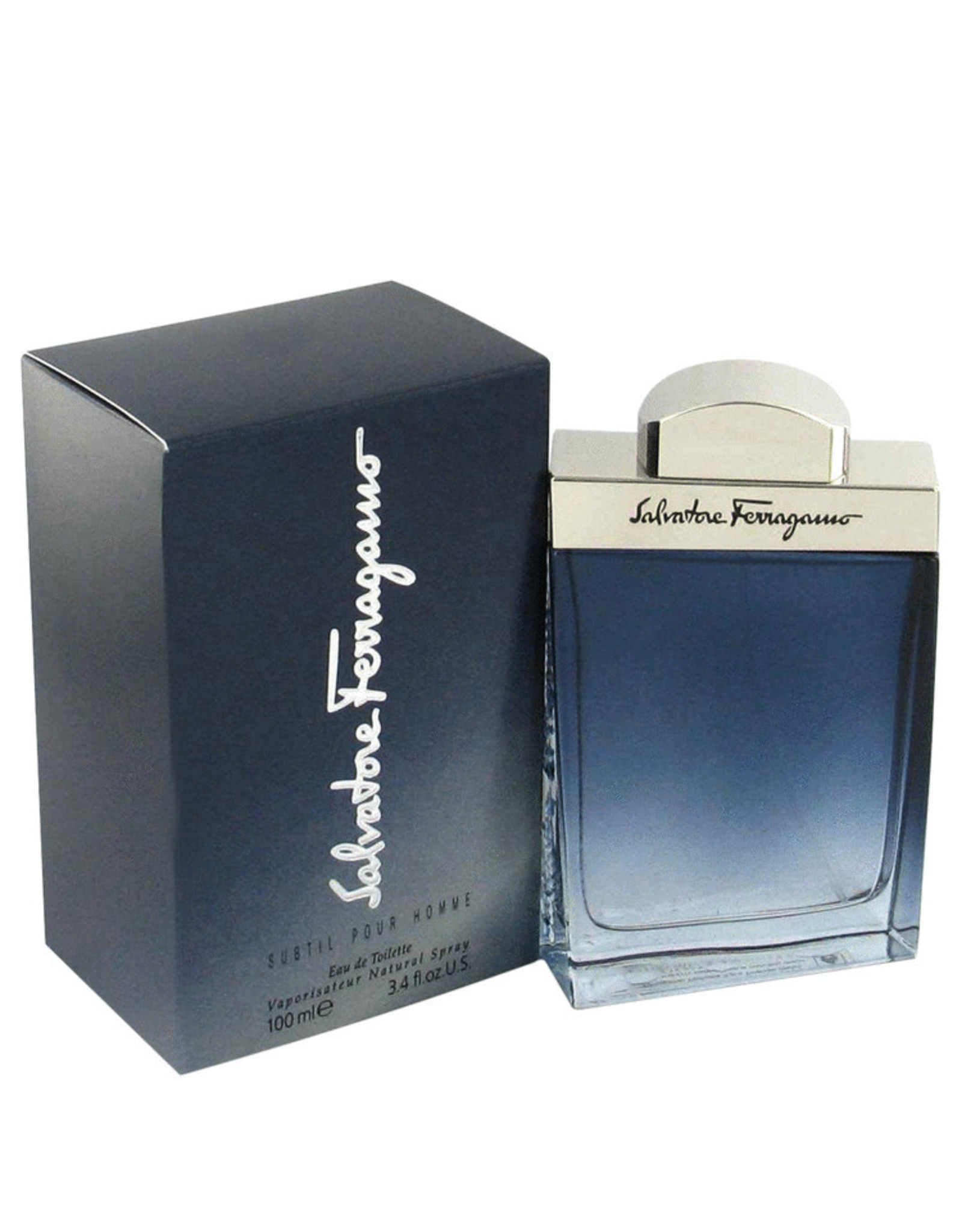 SALVATORE FERRAGAMO SALVATORE FERRAGAMO SUBTIL POUR HOMME