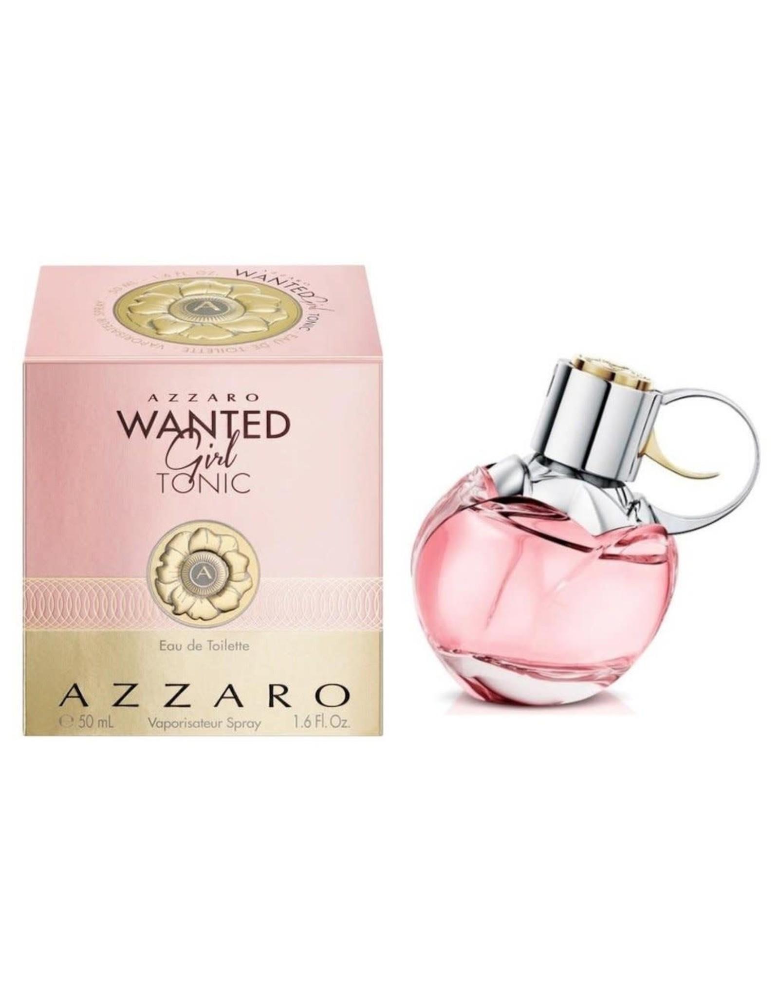 AZZARO AZZARO WANTED GIRL TONIC