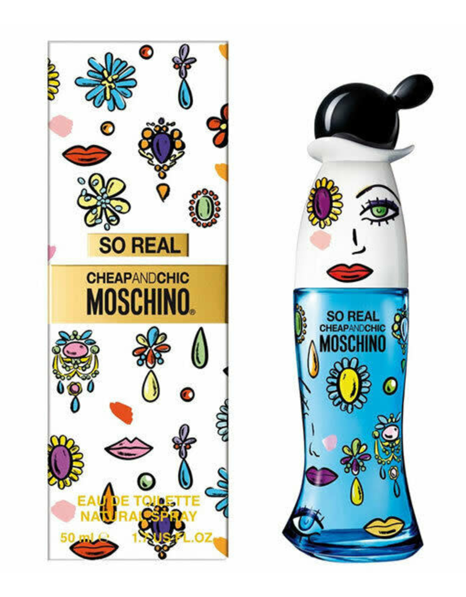 MOSCHINO MOSCHINO SO REAL CHEAP AND CHIC
