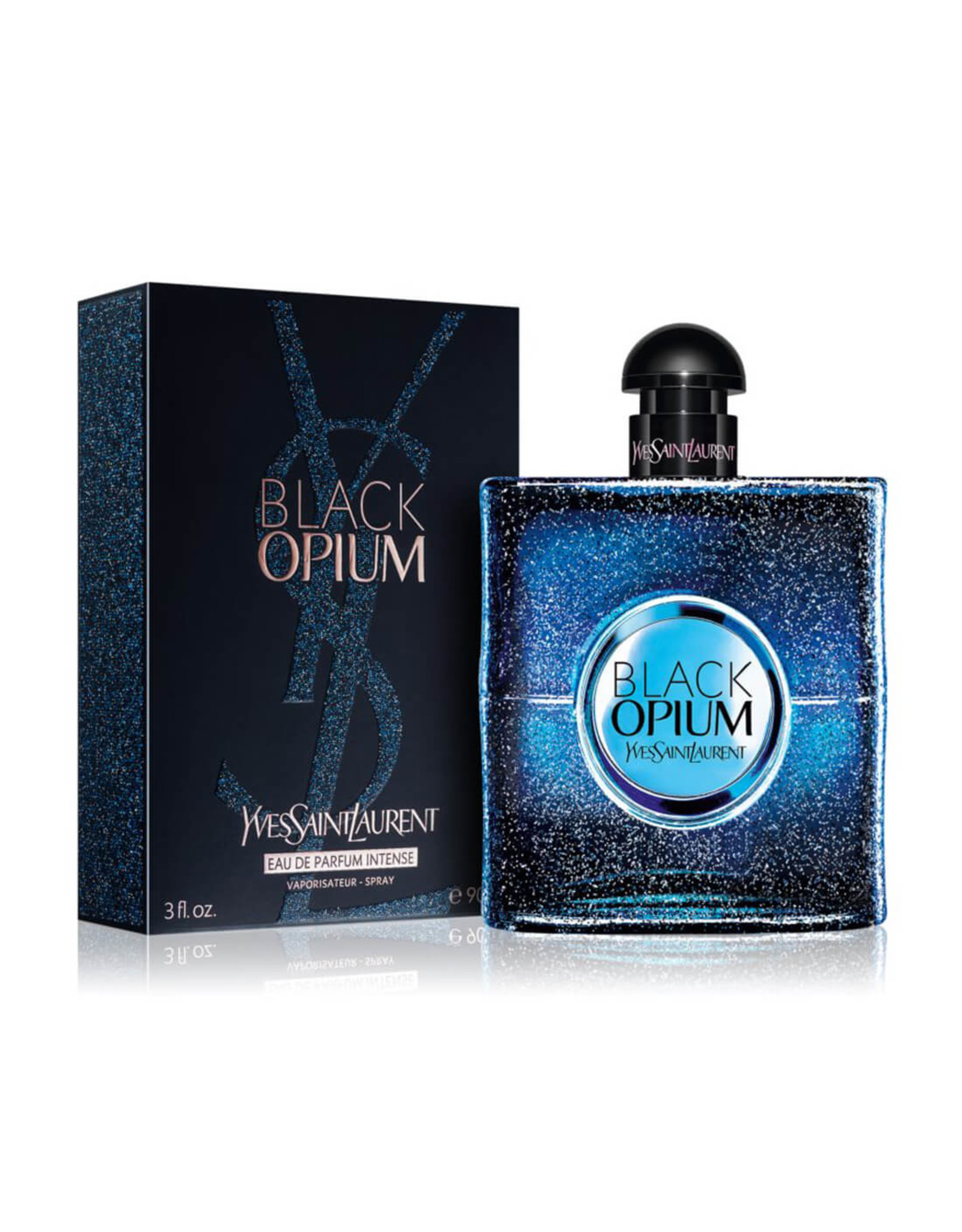 YVES SAINT LAURENT YVES SAINT LAURENT BLACK OPIUM  INTENSE