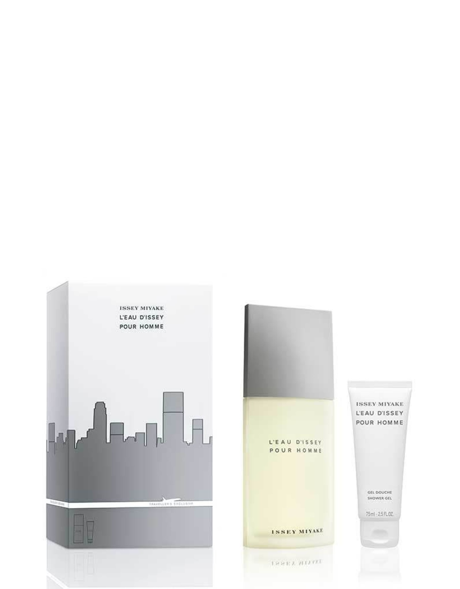 ISSEY MIYAKE ISSEY MIYAKE L'EAU D'ISSEY POUR HOMME 2pc Set