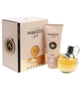 AZZARO AZZARO WANTED GIRL 2pc Set