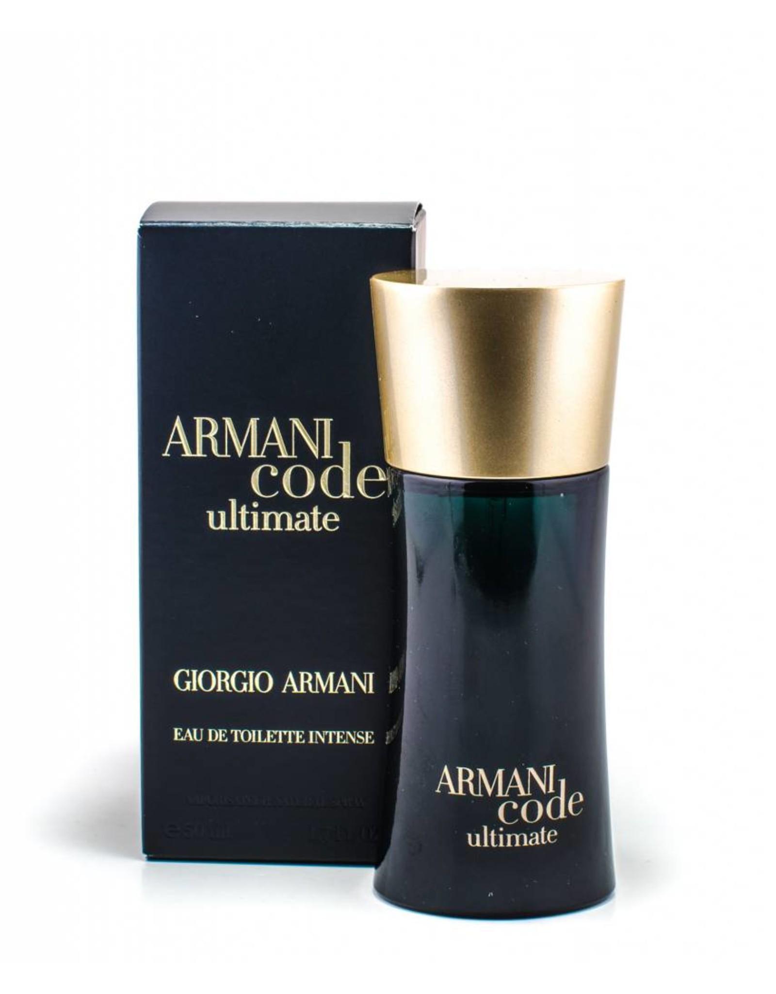 ARMANI GIORGIO ARMANI ARMANI CODE ULTIMATE