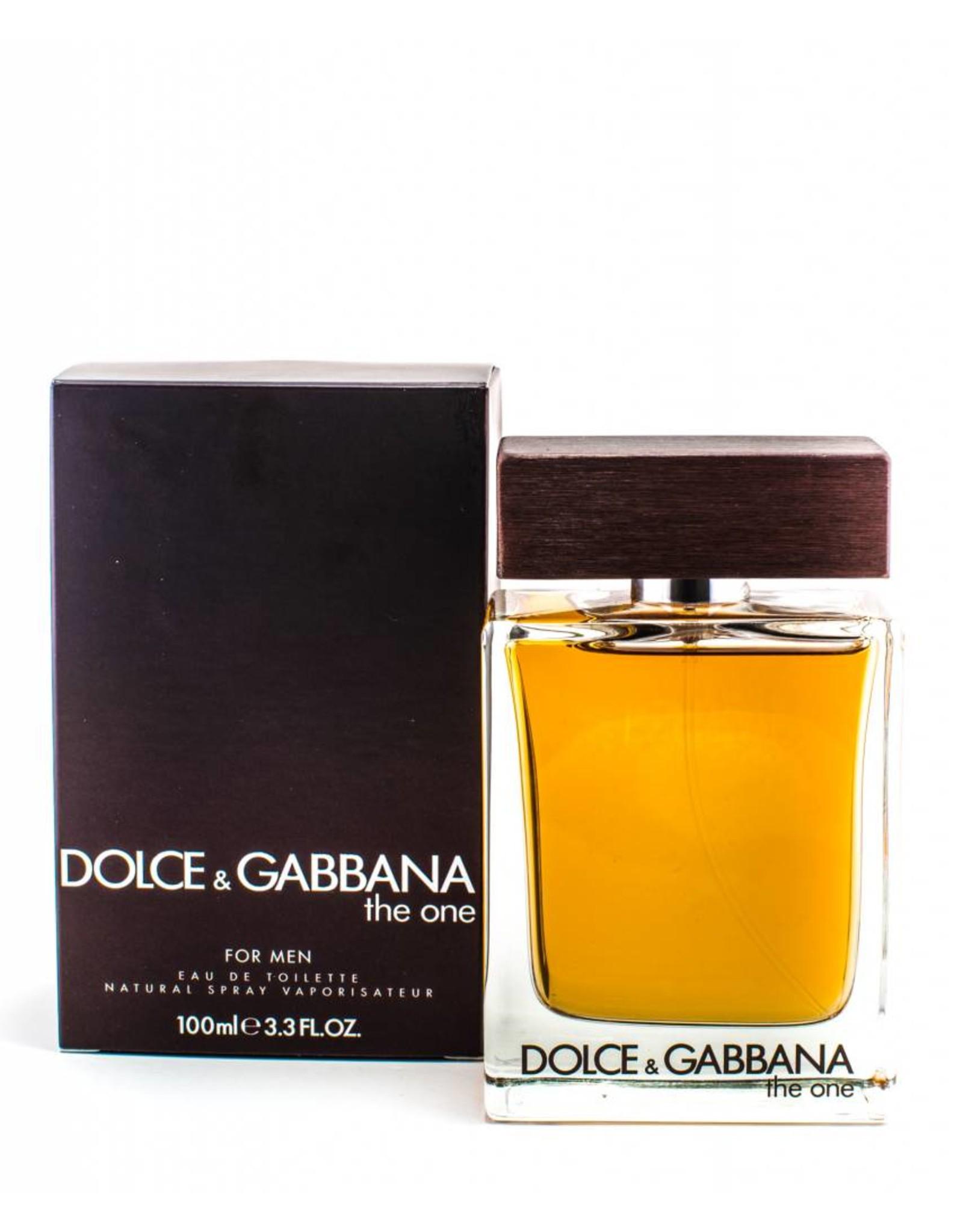 DOLCE & GABBANA DOLCE & GABBANA THE ONE FOR MEN