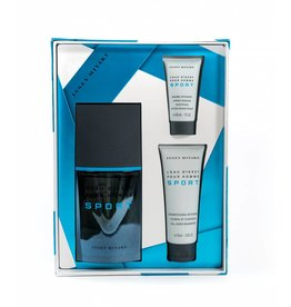 ISSEY MIYAKE ISSEY MIYAKE L'EAU D'ISSEY SPORT 3pcs Set