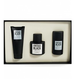 KENNETH COLE KENNETH COLE VINTAGE BLACK 3pcs Set