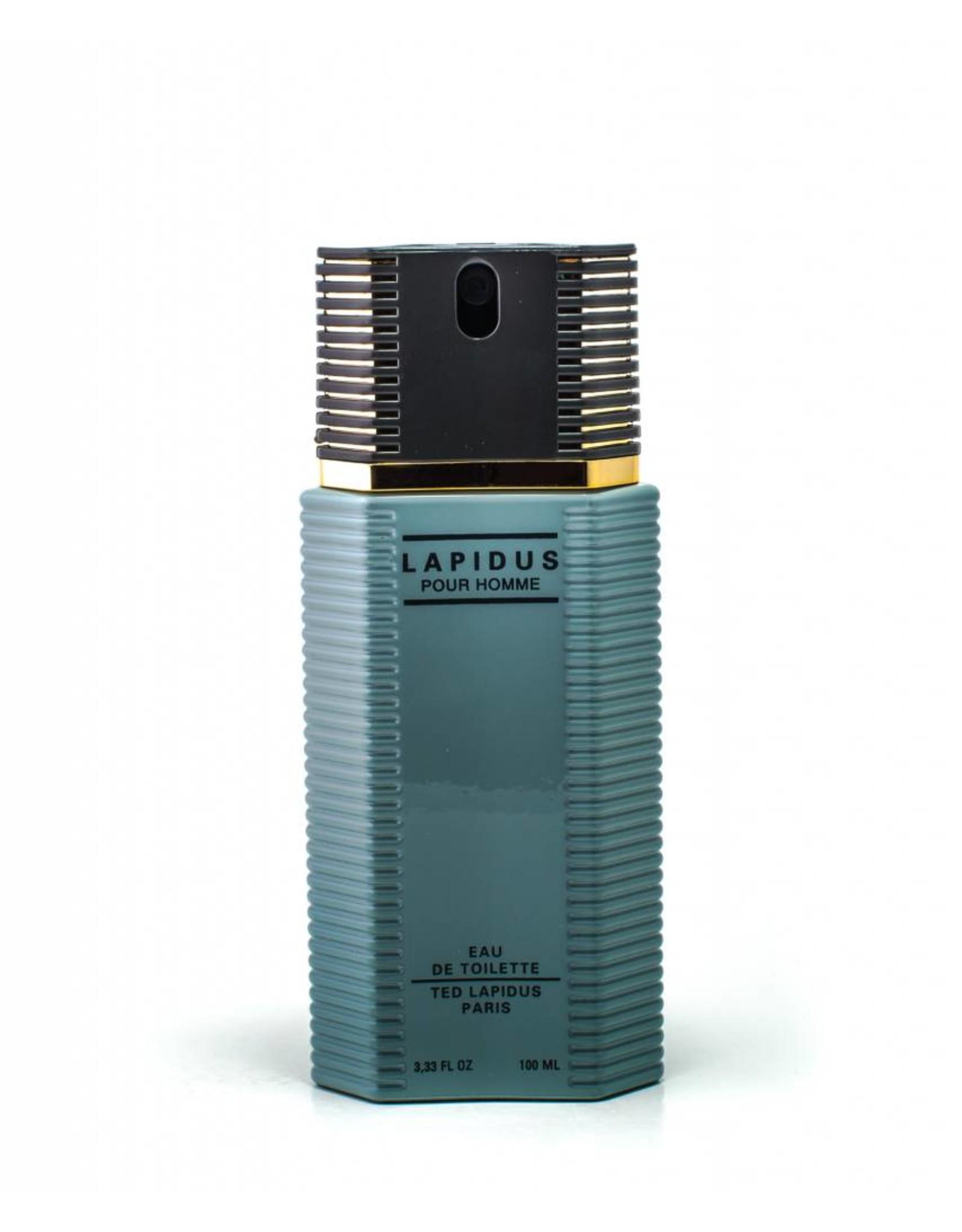 TED LAPIDUS TED LAPIDUS LAPIDUS