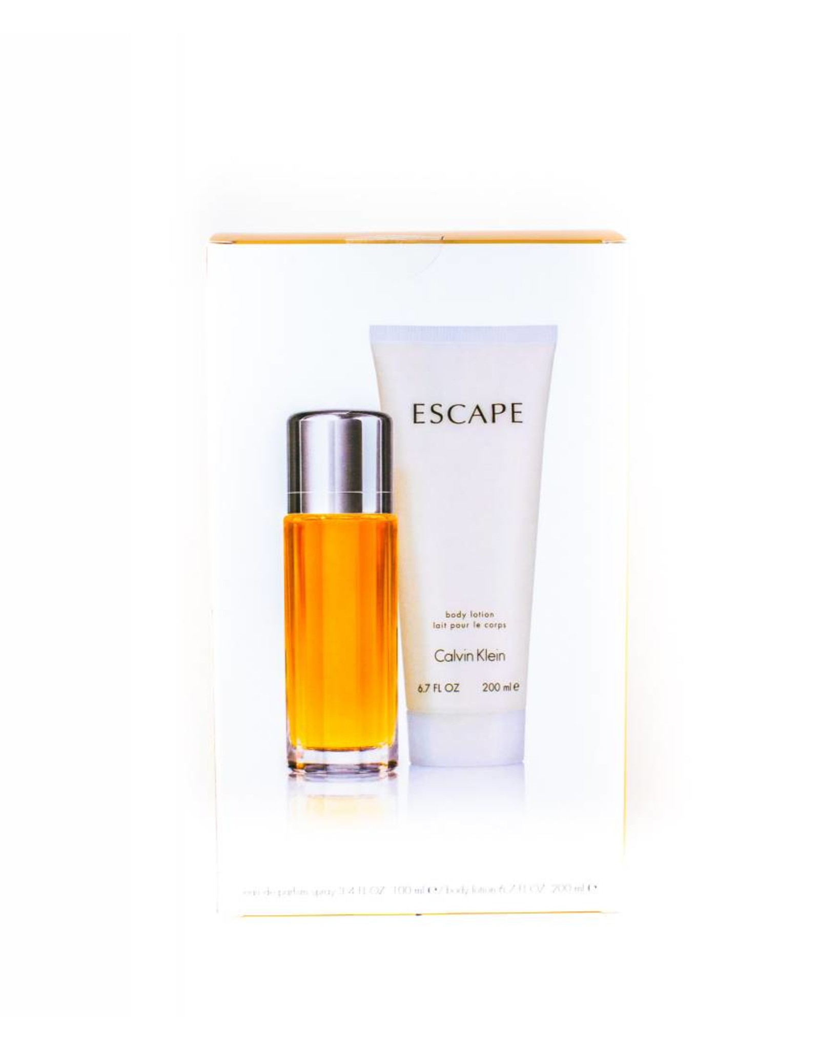 CALVIN KLEIN CALVIN KLEIN ESCAPE 2pcs Set