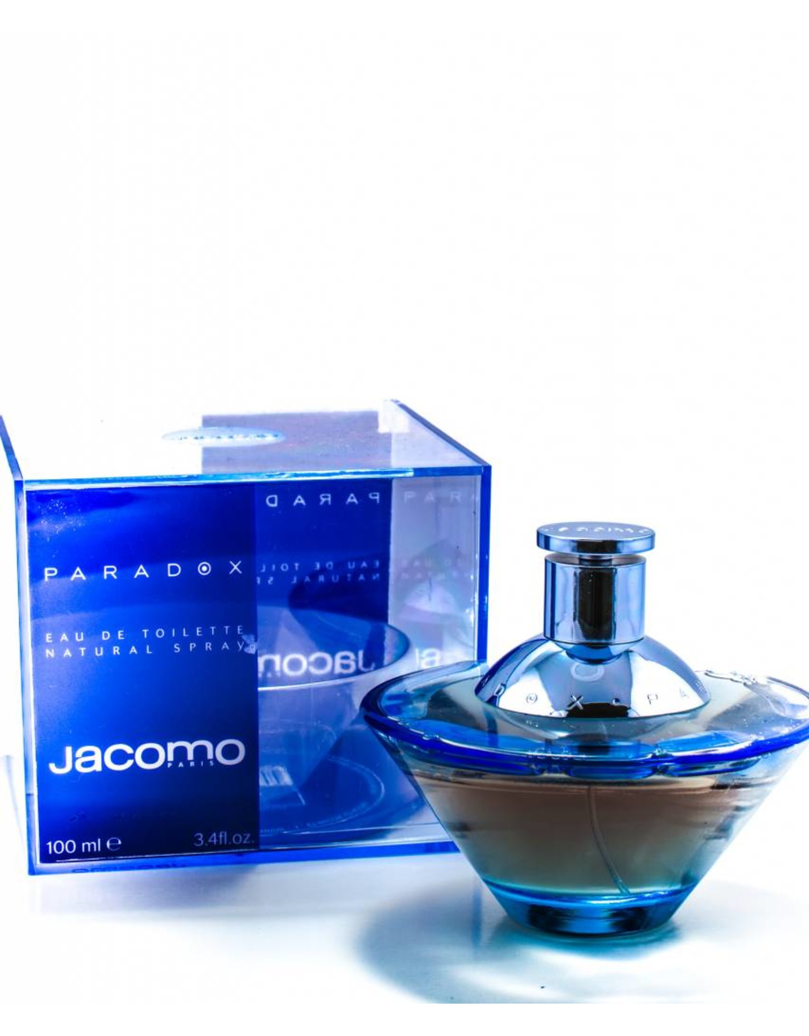 JACOMO JACOMO PARADOX