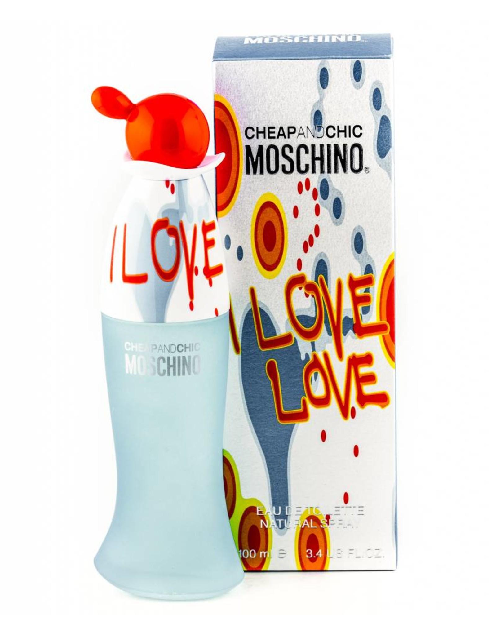 MOSCHINO MOSCHINO I LOVE LOVE