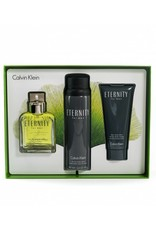 CALVIN KLEIN CALVIN KLEIN ETERNITY FOR MEN 3pcs Set