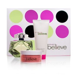 BRITNEY SPEARS BRITNEY SPEARS BELIEVE 3pcs Set
