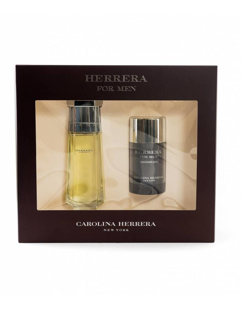 4fc52b0f5 CAROLINA HERRERA HERRERA FOR MEN 2pcs Set - PARFUM DIRECT
