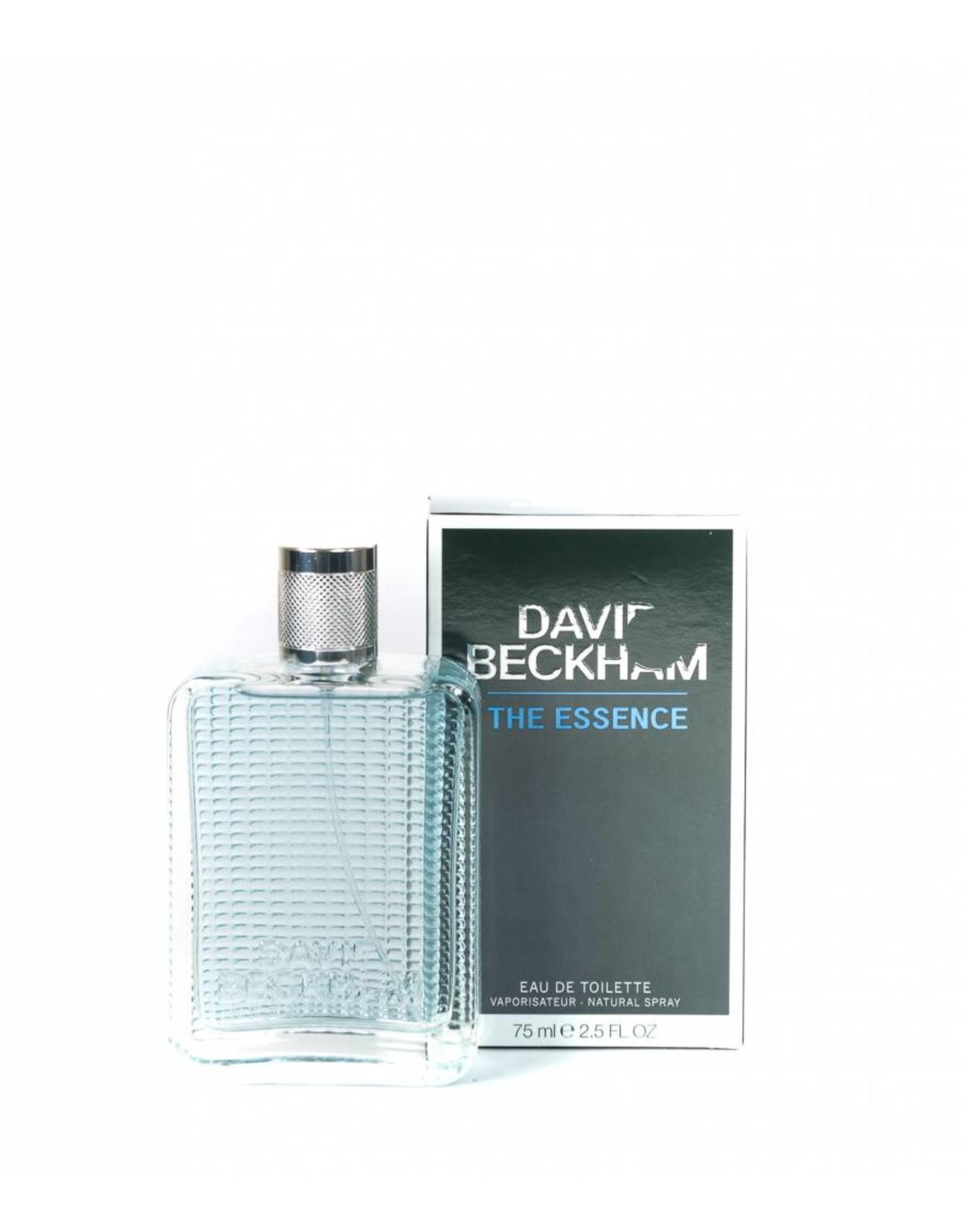 DAVID BECKHAM DAVID BECKHAM THE ESSENCE