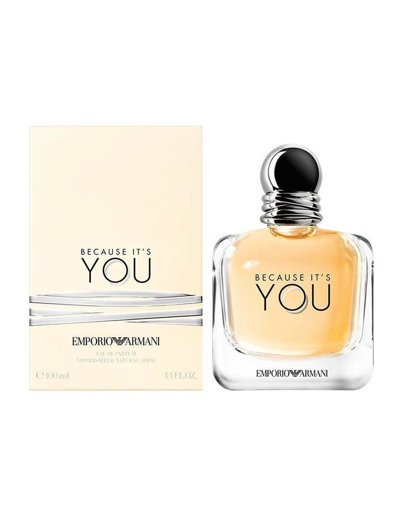 ARMANI EMPORIO ARMANI BECAUSE ITS YOU