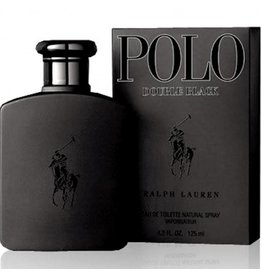 RALPH LAUREN RALPH LAUREN POLO DOUBLE BLACK