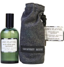 GEOFFREY BEENE GEOFFREY BEENE GREY FLANNEL