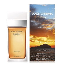 DOLCE & GABBANA DOLCE & GABBANA LIGHT BLUE SUNSET IN SALINA