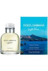 DOLCE & GABBANA DOLCE & GABBANA LIGHT BLUE DISCOVER VULCANO POUR HOMME