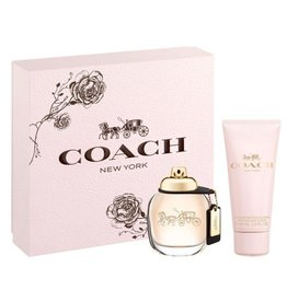 COACH COACH NEW YORK 2pcs Set