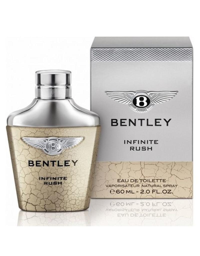 BENTLEY FRAGRANCES BENTLEY INFINITE RUSH