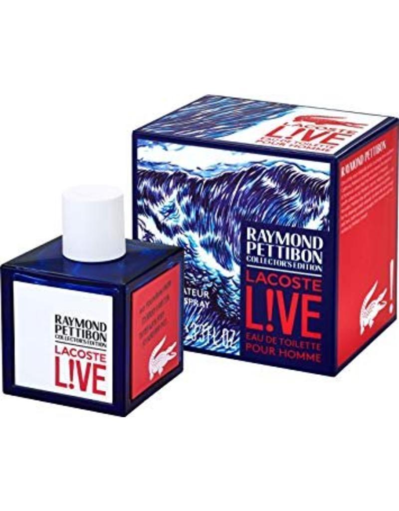 Lacoste Live Raymond Collectors Pettibon Edition Direct Parfum W9IHbEYeD2
