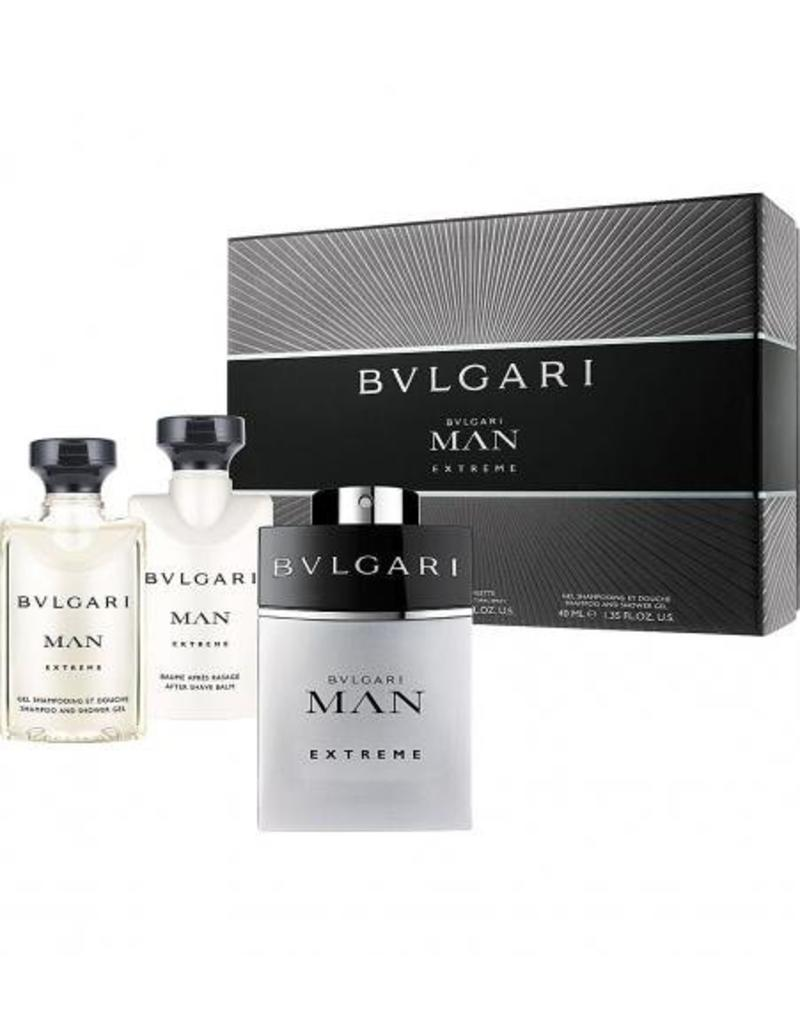 Bvlgari Bvlgari Man Extreme 3pc Set Parfum Direct