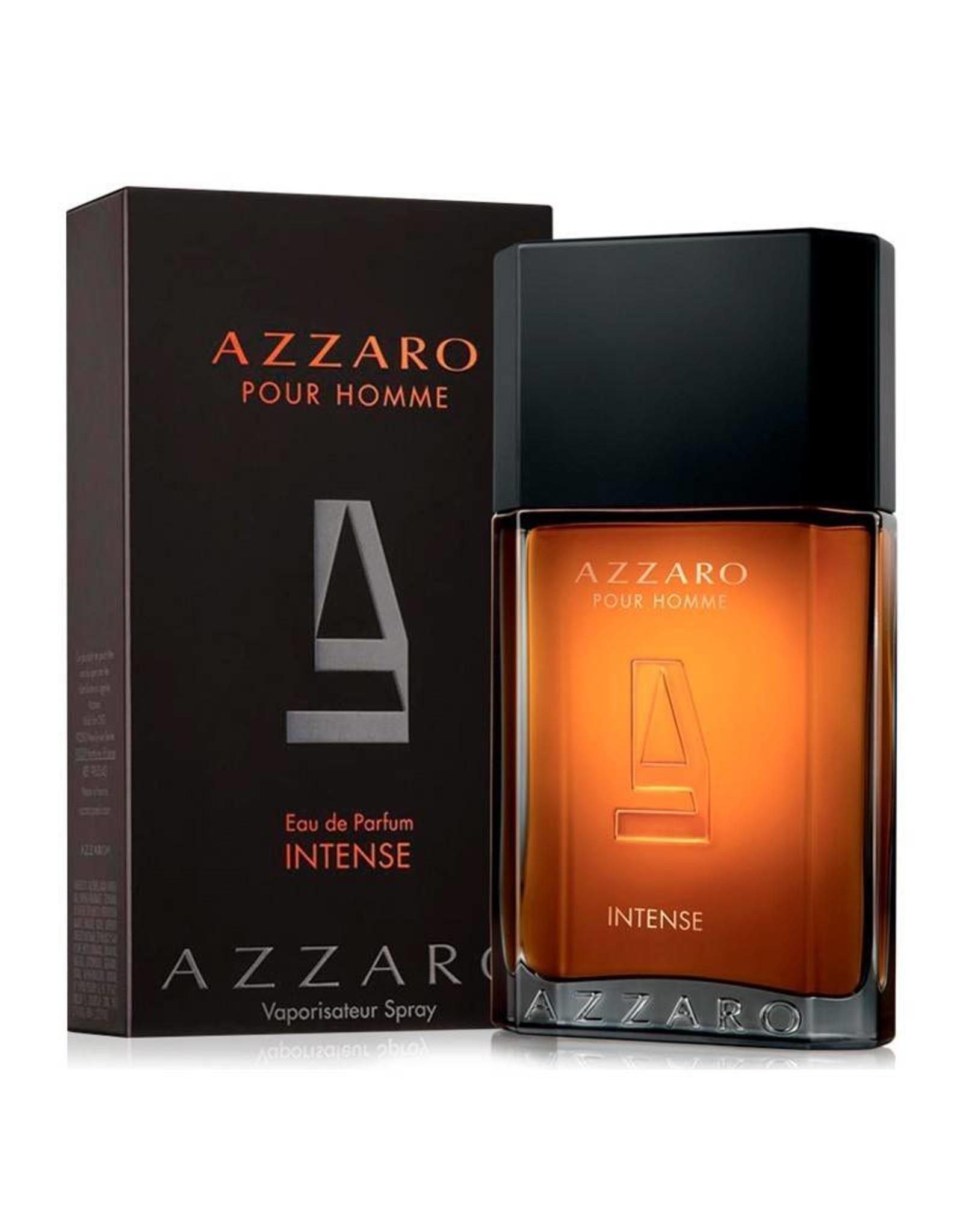 AZZARO AZZARO POUR HOMME INTENSE (POCHETTE POUR CARTES EN CADEAU)
