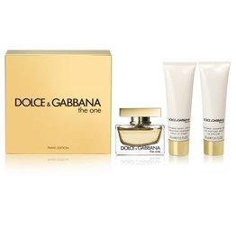 DOLCE & GABBANA DOLCE & GABBANA THE ONE (Femme) 3pcs Set