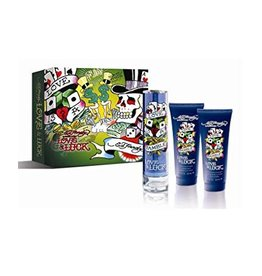 CHRISTIAN AUDIGIER ED HARDY LOVE AND LUCK 3pcs Set