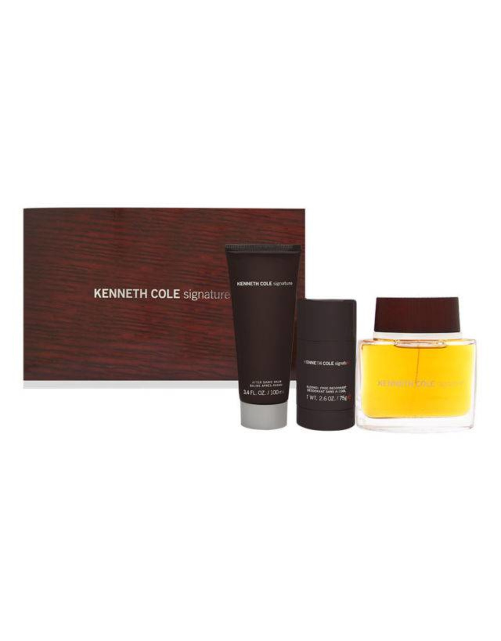 KENNETH COLE KENNETH COLE SIGNATURE 3pcs Set