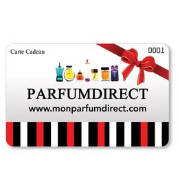 PARFUM DIRECT CARTE CADEAU (EN MAGASIN)