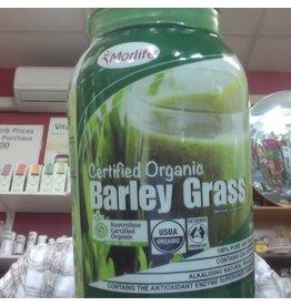 Morlife Morlife Certified Organic Barley Grass 200gms