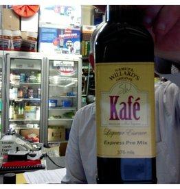 Brewcellar Samuel Willards Pre-Mix Kafe